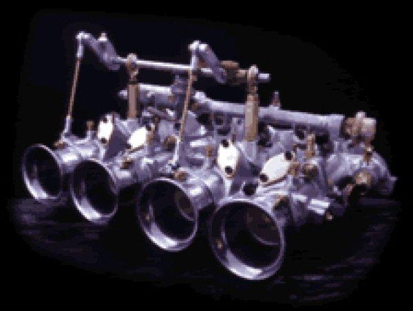 Photo1: Throttle Body (ITBs = Individual Throttle Bodies) Kit (1)