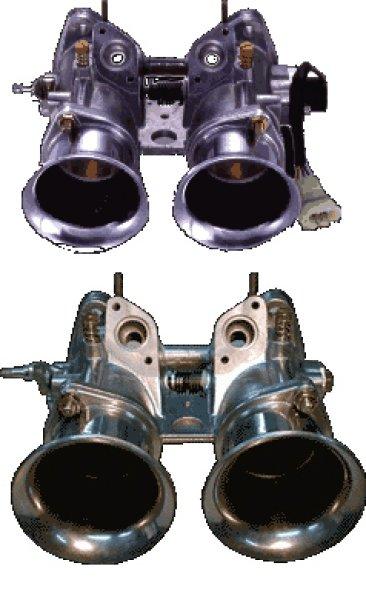 Photo1: Throttle Body (ITBs = Individual Throttle Bodies) (1)